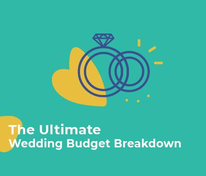 the ultimate wedding budget breakdown wedding advice bridebook