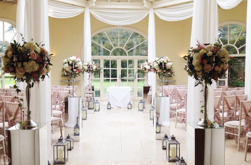 Truly scrumptious weddings wedding decoration and hire bridebook truly scrumptious weddings junglespirit Choice Image
