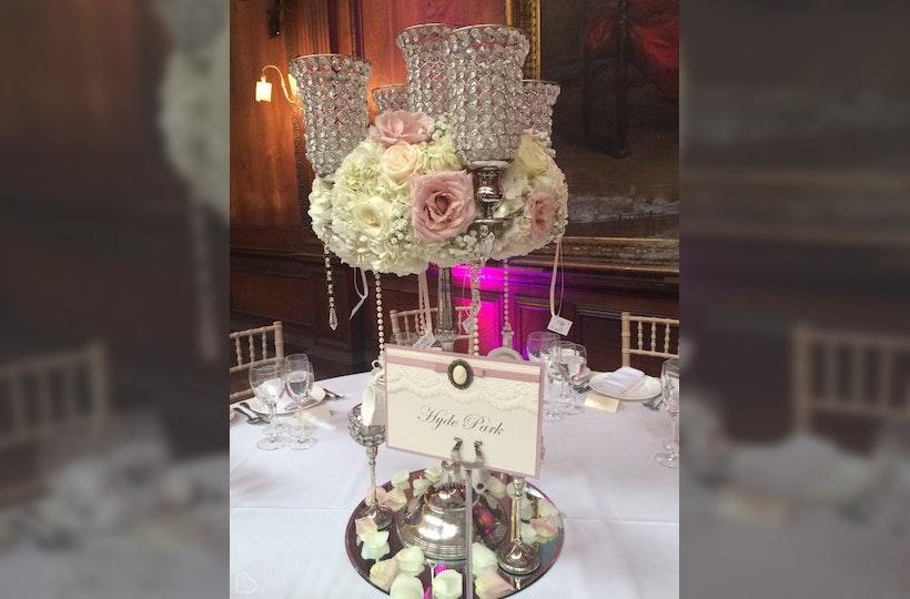 Victoria blower wedding decoration and hire bridebook victoria blower junglespirit Gallery