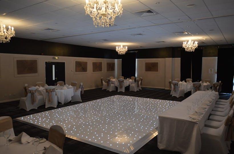 Lit Up Events Wedding Decoration And Hire Bridebook