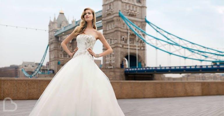 Belles Brides Woking Wedding Dress And Accessories Bridebook