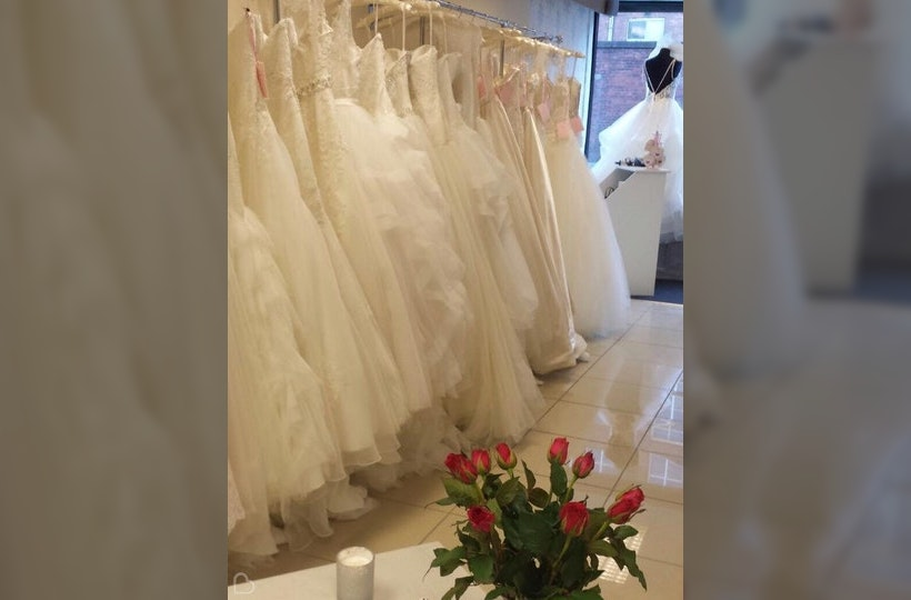 Ivory promise wedding dress and accessories bridebook ivory promise junglespirit Choice Image