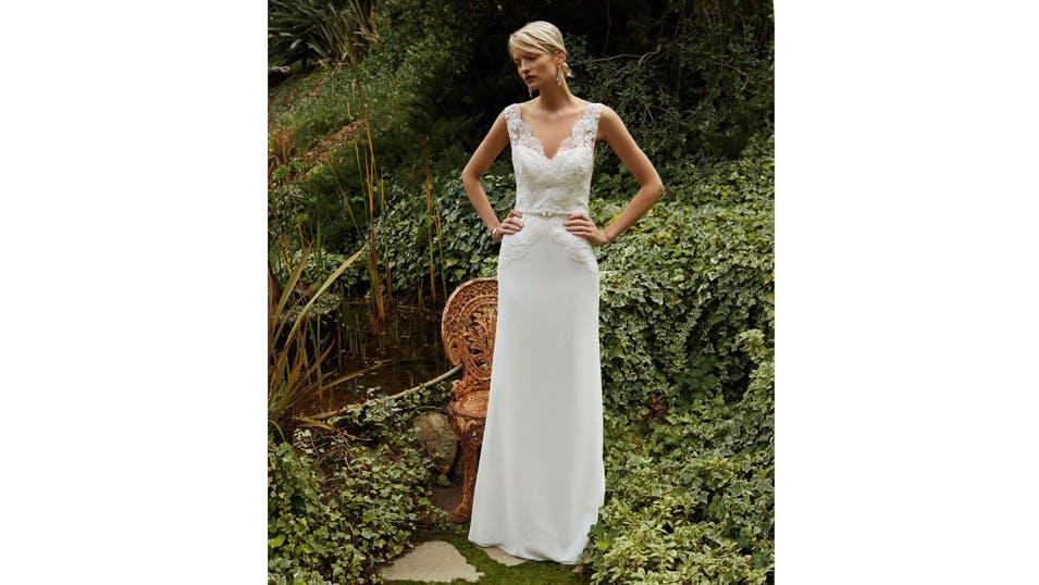 Toni Bridal Wedding Dress And Accessories Bridebook