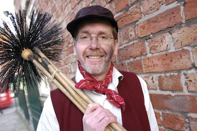 Charlie Brush Magical Chimney Sweep