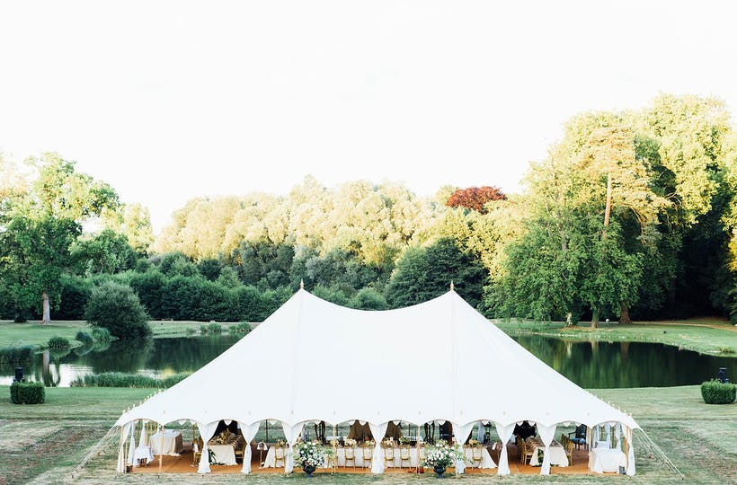 The Arabian Tent Company Wedding Marquee Hire Bridebook