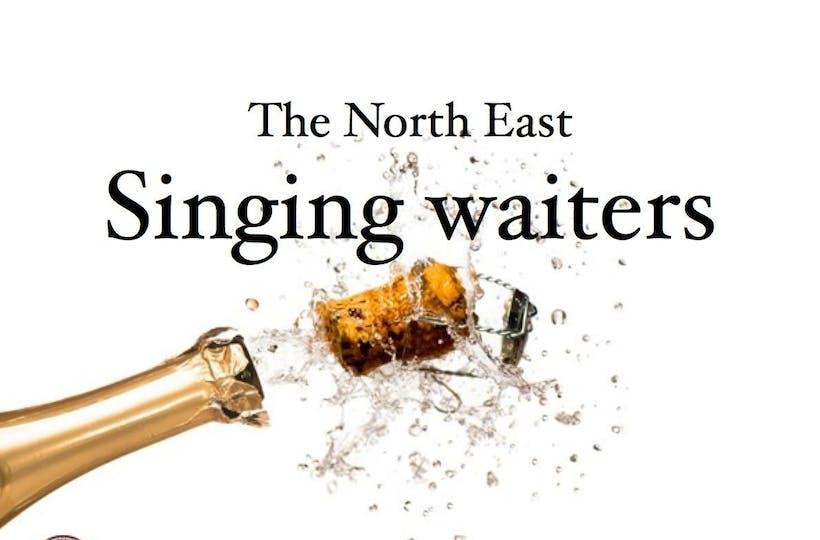 The Northeast Singing Waiters Wedding Music Bridebook
