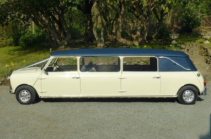 Paladins Classic Car Hire Wedding Transport Bridebook