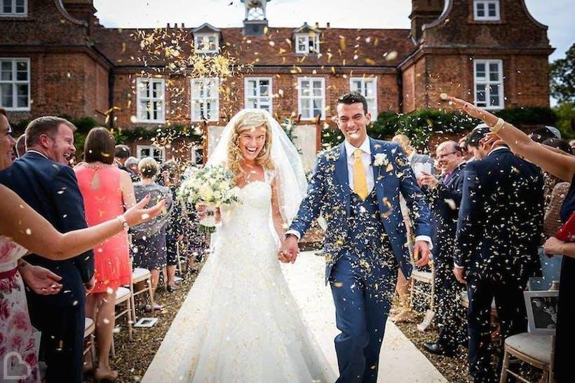 Bloomsbury House Wedding Hire