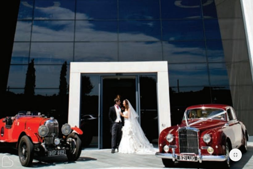 Brooklands Hotel Wedding Hire