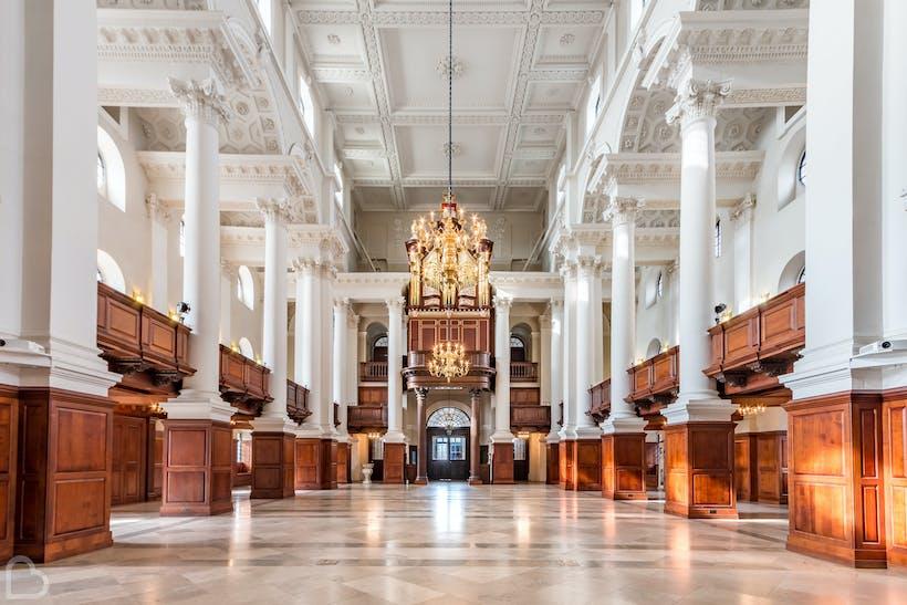 Spitalfields Venue Wedding Hire