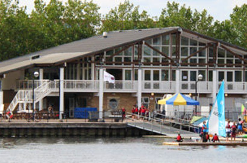 Docklands Sailing and Watersports Centre | Wedding venue ...