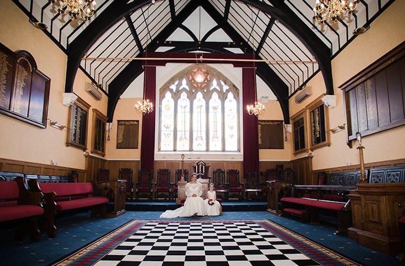 Durham Masonic Hall Wedding Venues Bridebook
