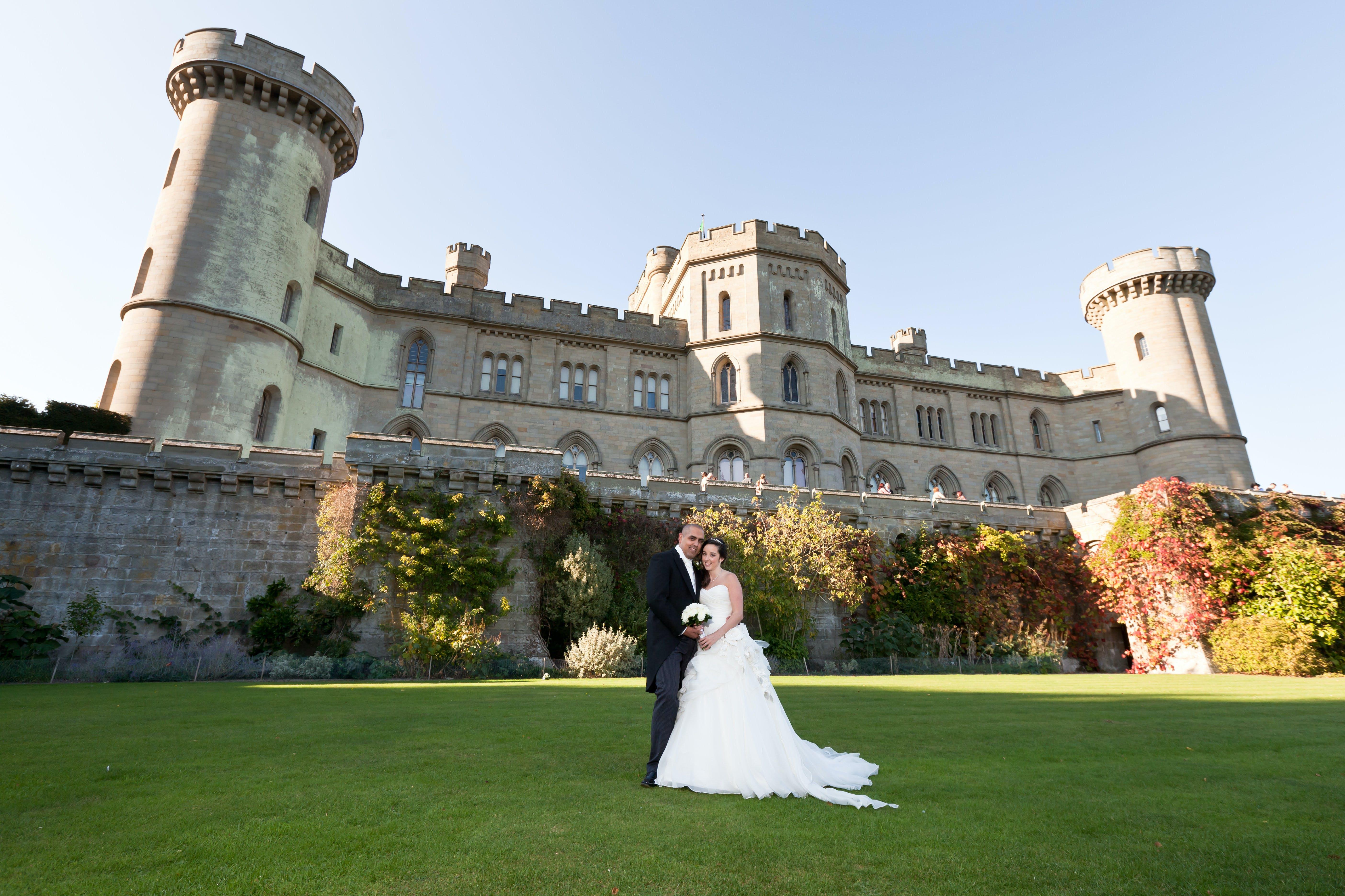 Eastnor Castle Wedding Hire