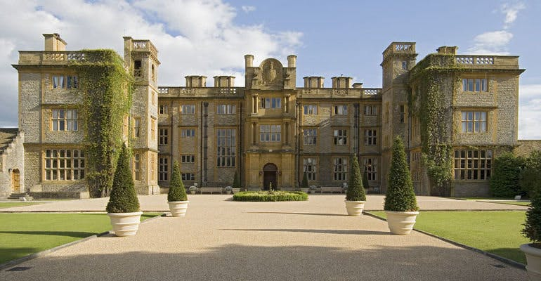 Eynsham Hall Wedding Hire