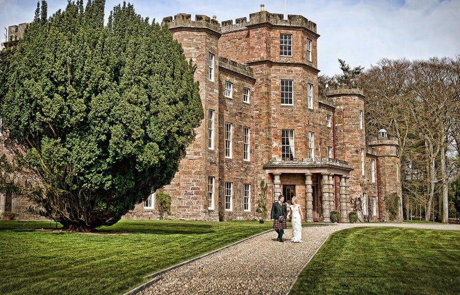 Fasque Castle | Wedding Venues | Bridebook