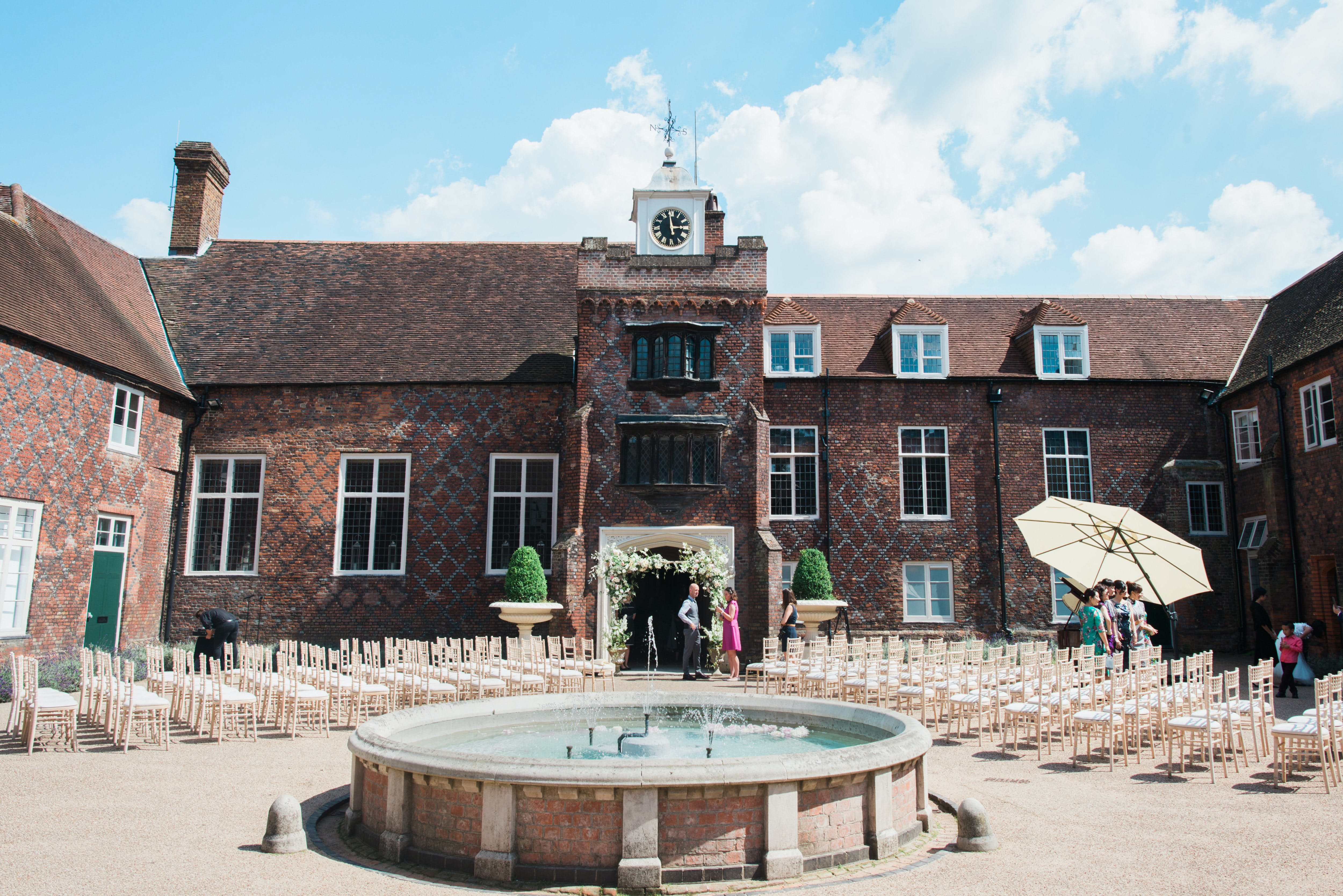 Fulham Palace Wedding Hire