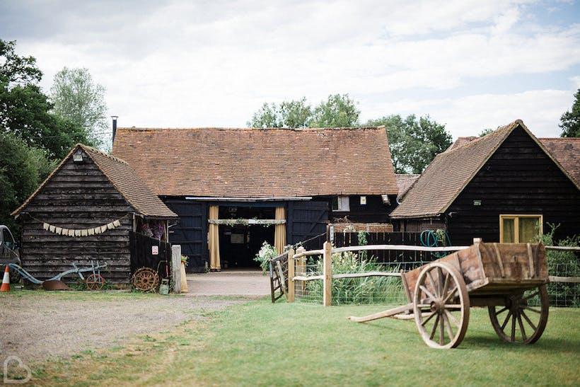 Gildings Barn Wedding Hire