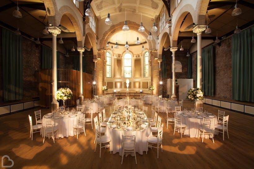 Halle St Peter's Wedding Hire