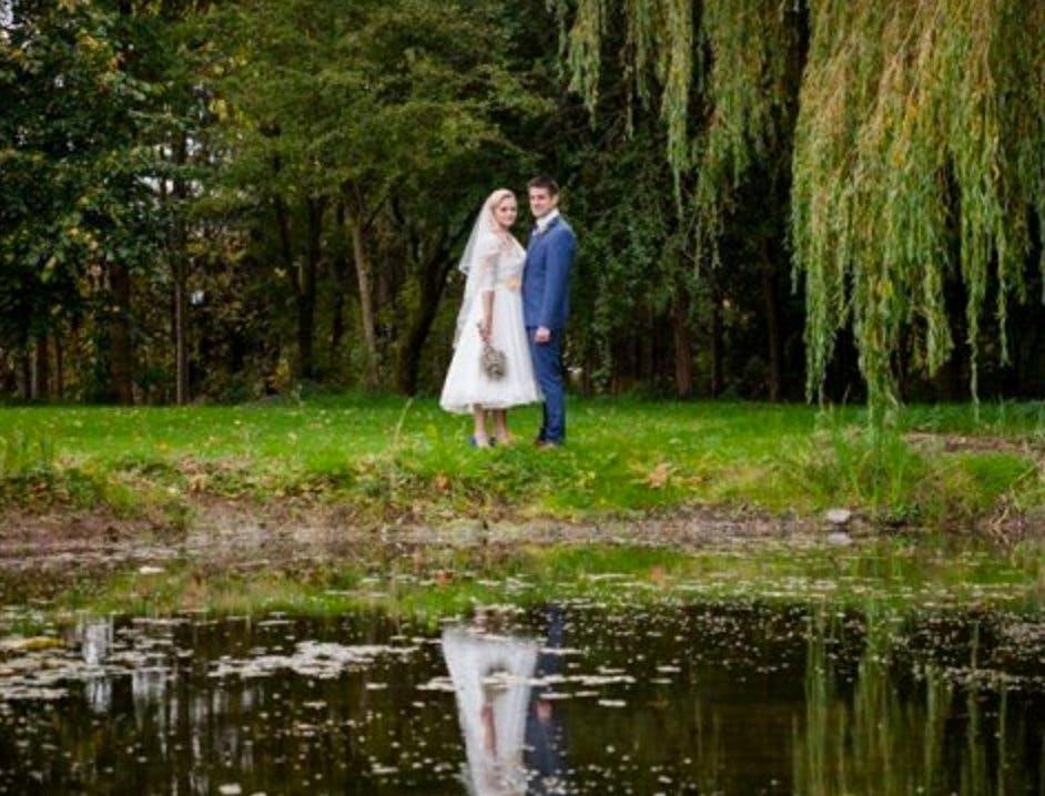 Manley Mere Wedding Hire