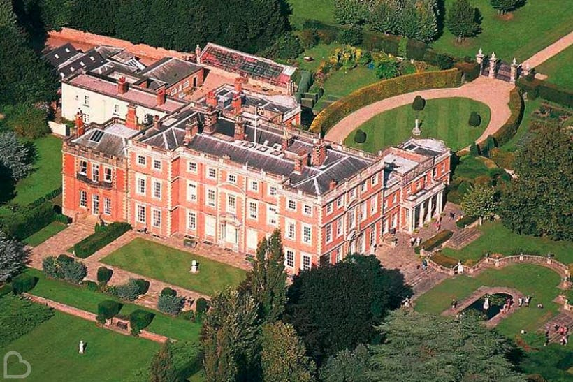 Newby Hall Wedding Hire