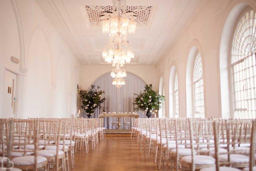 One Marylebone Road Wedding Hire