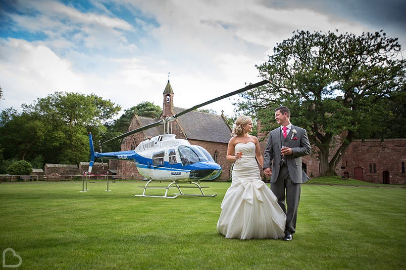 Peckforton Castle Wedding Hire