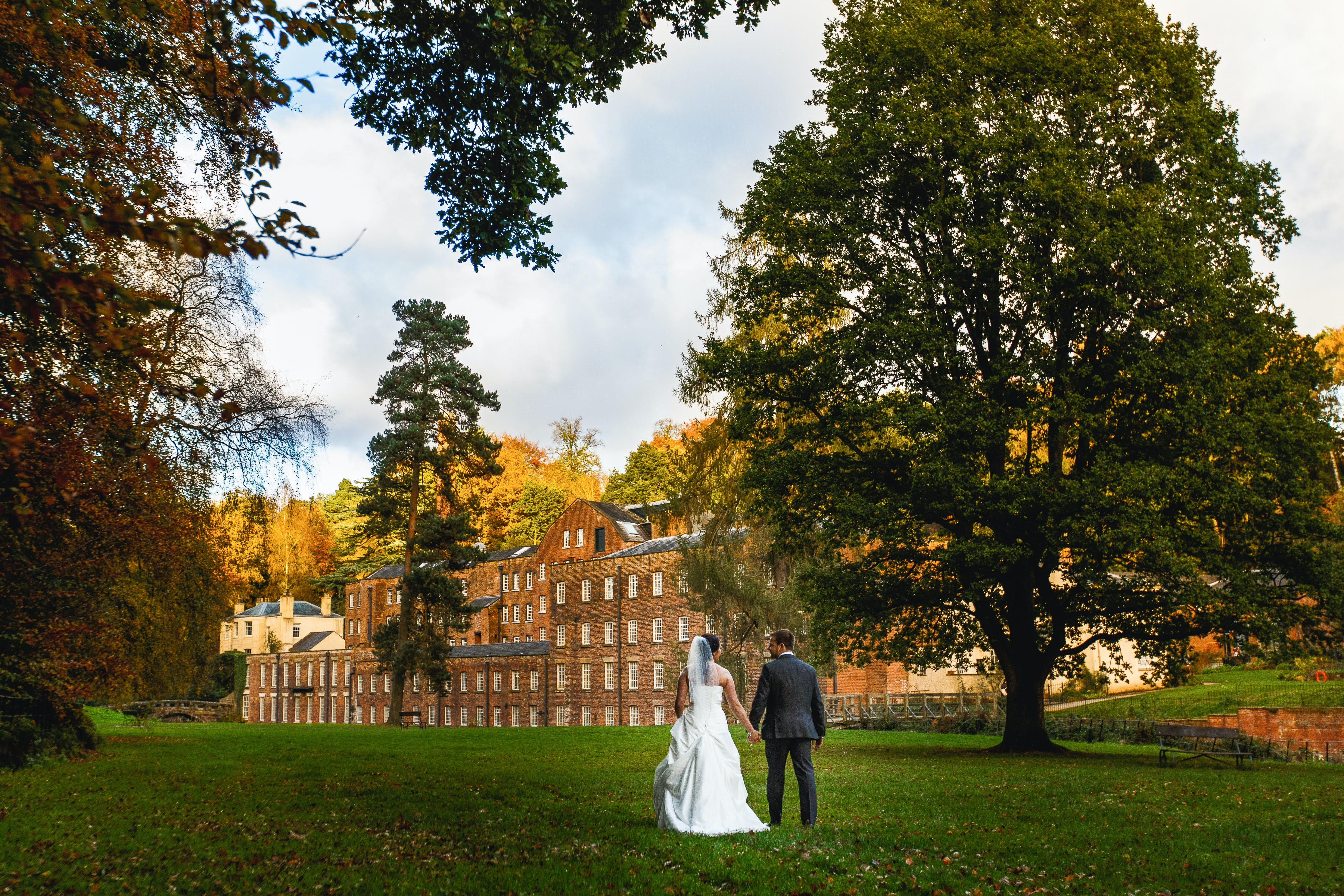 Quarry Bank Mill Wedding Hire