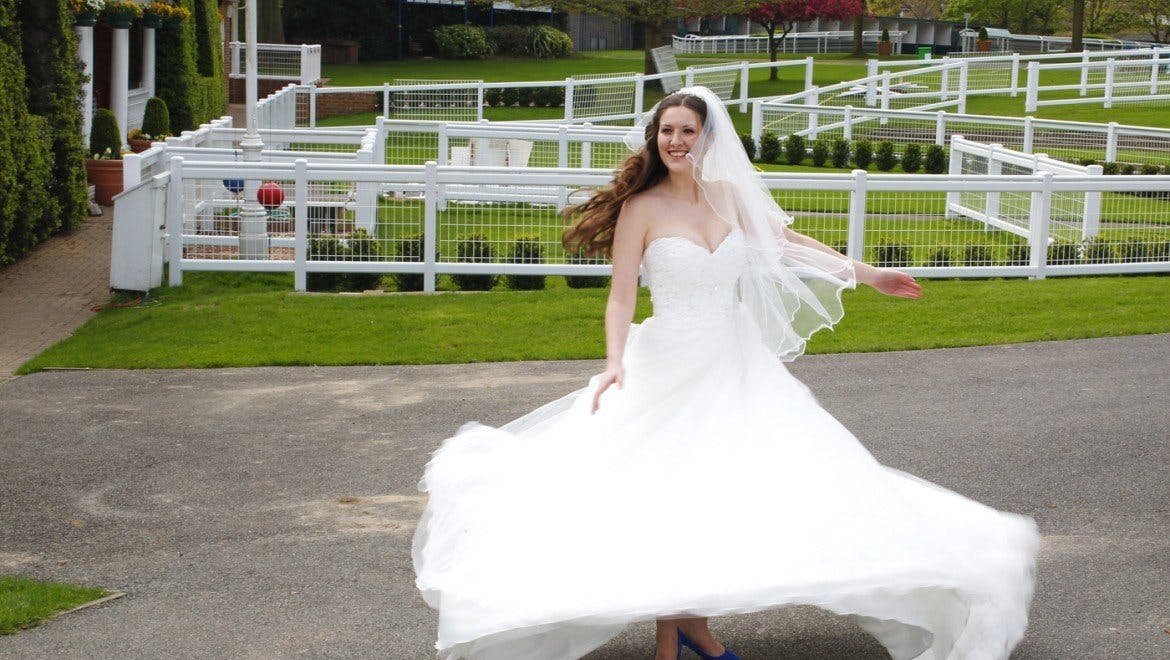 Sandown Park Racecourse Wedding Hire