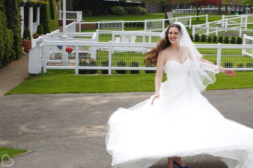 Sandown Park Racecourse Wedding Hire