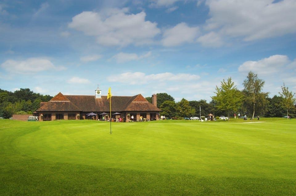 Sutton Green Golf Club Wedding Hire