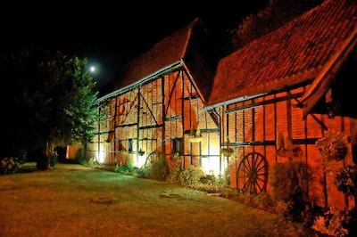 Bedford Shortlisted The Barns Hotel