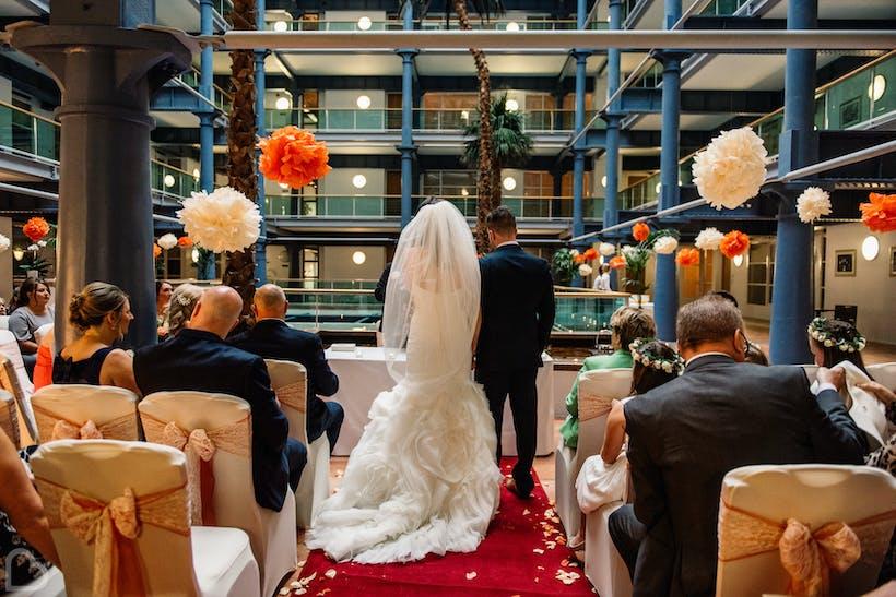 The Place Aparthotel Wedding Hire