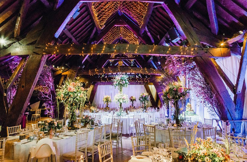 Rivington Hall Barn | Wedding Venues | Bridebook