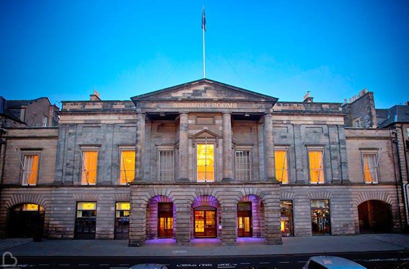 Assembly Rooms Edinburgh Hire