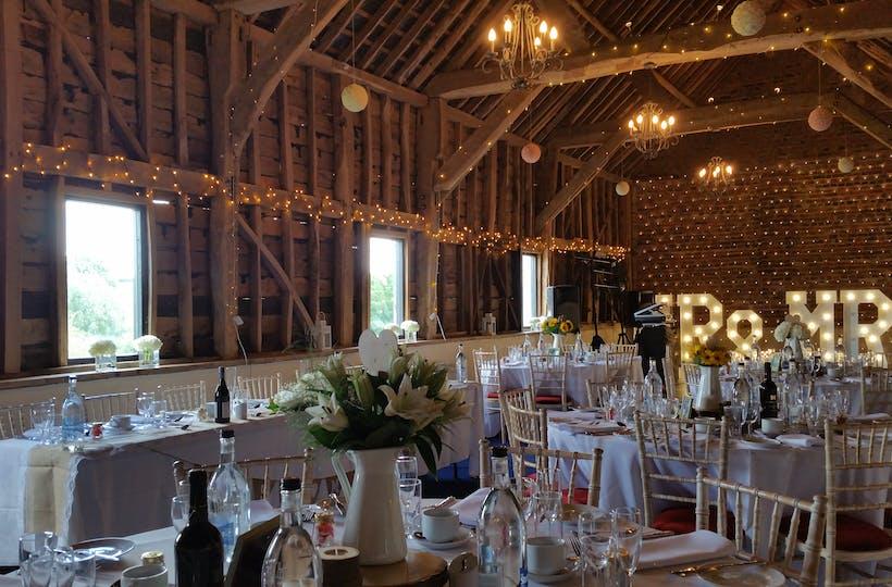 Newton Park Barn   Wedding Venues   Bridebook