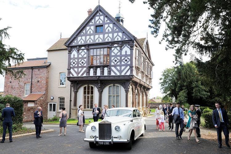 Grange Court Wedding Hire