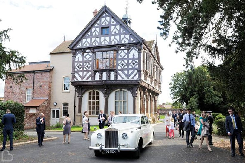 Grange Court Wedding Hire