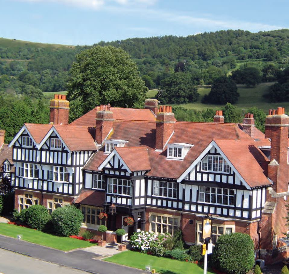 Colwall Park Hotel  Wedding Hire