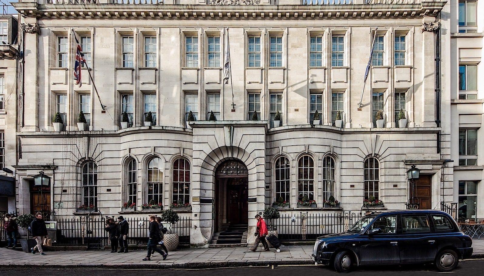 Courthouse Hotel London Wedding Hire