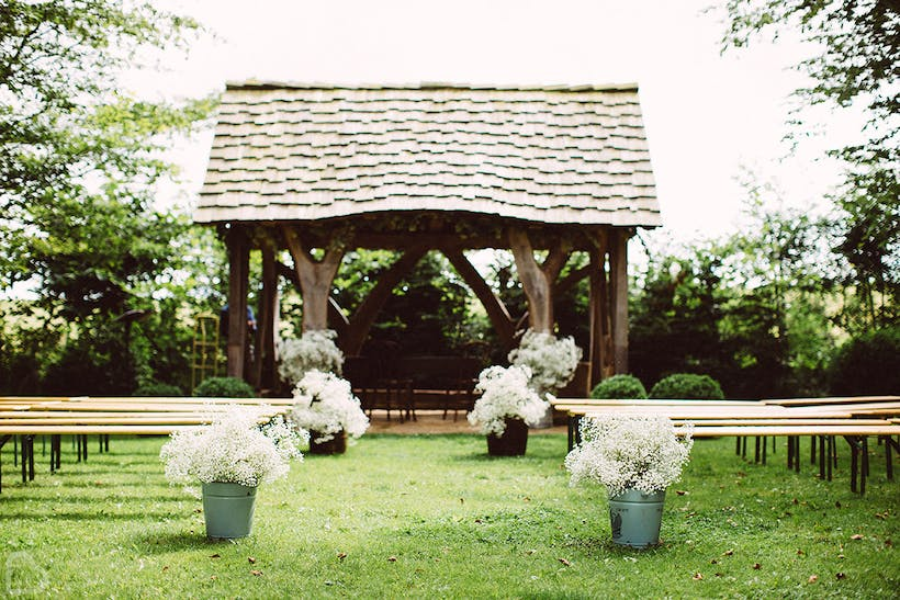 Cripps Barn Wedding Hire