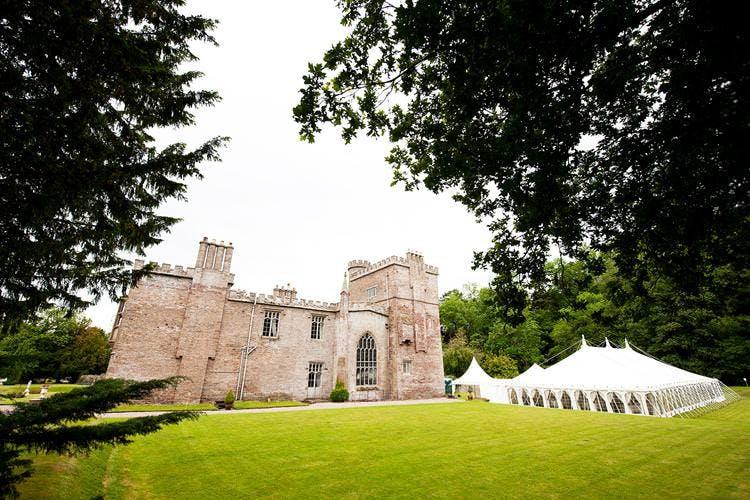 Kentchurch Court Wedding Hire