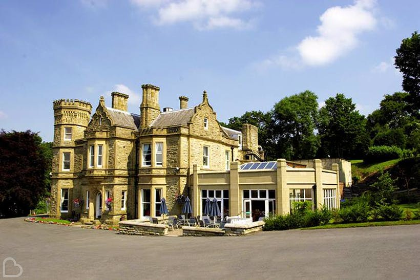 Hollin Hall Hotel  Wedding Hire