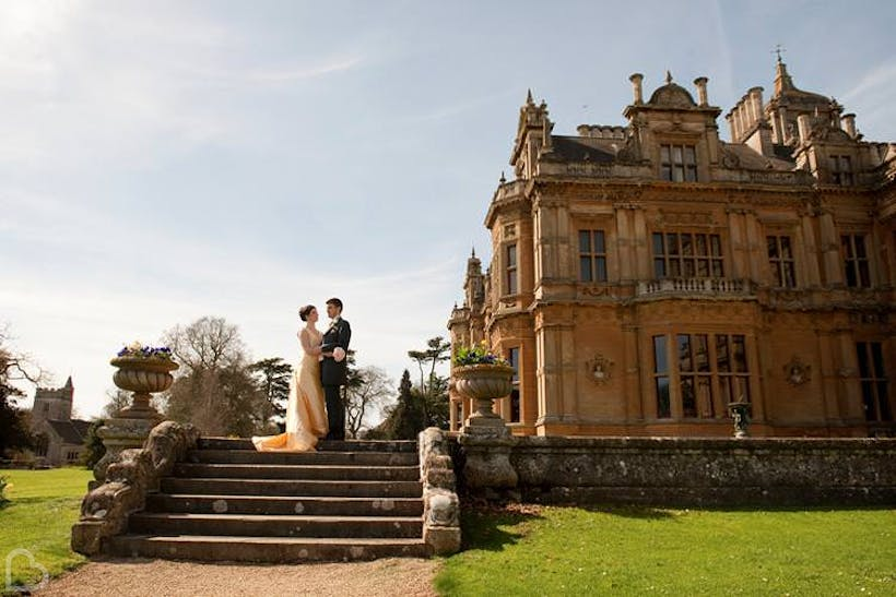Westonbirt House Wedding Hire