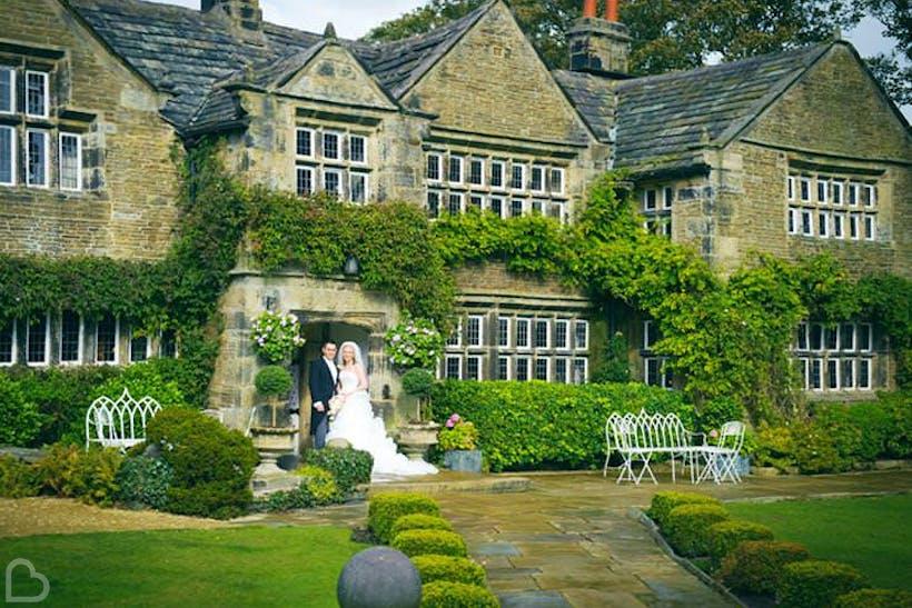 Holdsworth House Hotel Wedding Hire