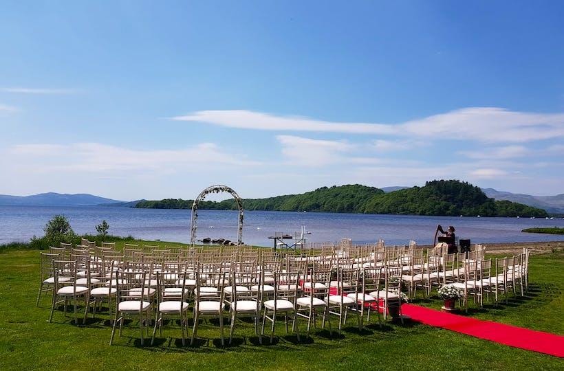 Wedding Venues Loch Lomond Scotland Wedding Dress And Planner Online