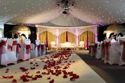 The Conservatory At The Luton Hoo Walled Garden Wedding Venues