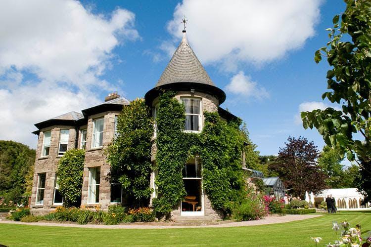 Brobury House Wedding Hire