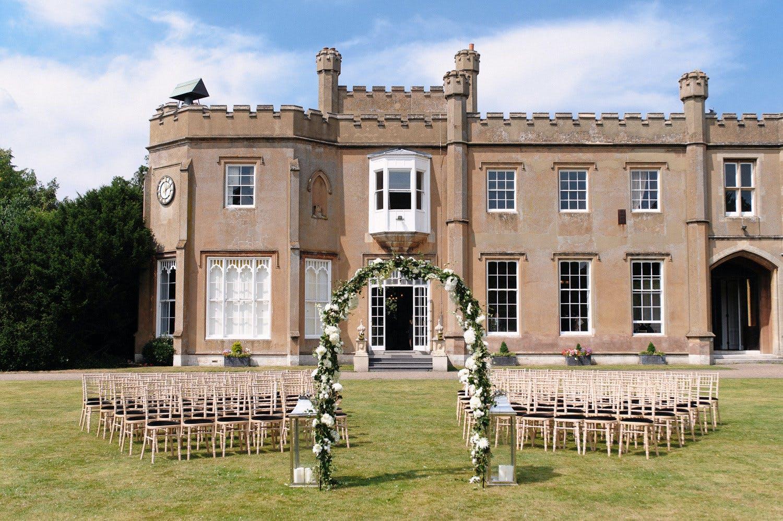 Nonsuch Mansion Wedding Hire