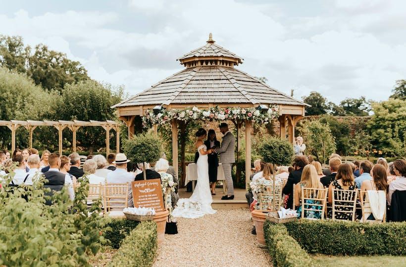 The Secret Garden, Ashford | Wedding venue | Bridebook