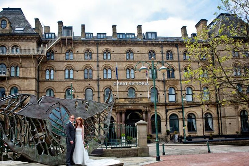 The Great Victoria Hotel Wedding Hire